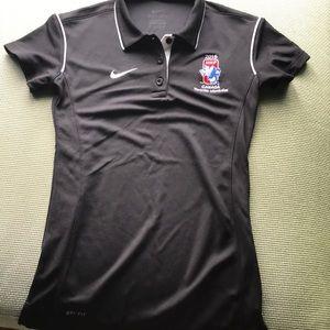 Nike Dri-Fit polo shirt - IIHF world juniors 2015